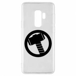 Чехол для Samsung S9+ Молот Тора