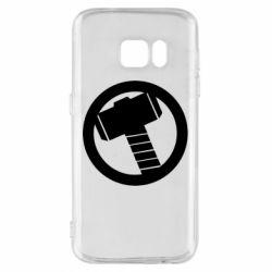 Чехол для Samsung S7 Молот Тора