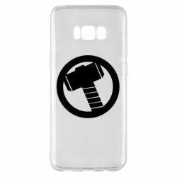 Чехол для Samsung S8+ Молот Тора