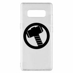 Чехол для Samsung Note 8 Молот Тора