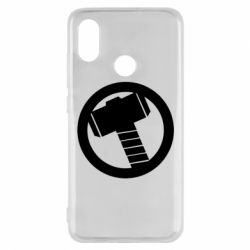 Чехол для Xiaomi Mi8 Молот Тора