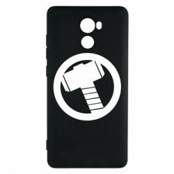 Чехол для Xiaomi Redmi 4 Молот Тора