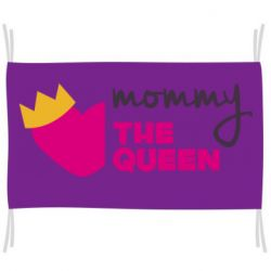 Флаг Mommy the queen