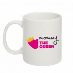 Кружка 320ml Mommy the queen