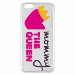 Чехол для iPhone 6 Plus/6S Plus Mommy the queen