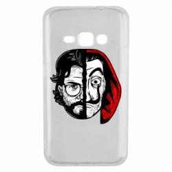 Чехол для Samsung J1 2016 Money Heist