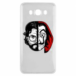 Чехол для Samsung J7 2016 Money Heist