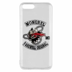 Чехол для Xiaomi Mi6 Mongrel MC