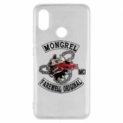 Чехол для Xiaomi Mi8 Mongrel MC