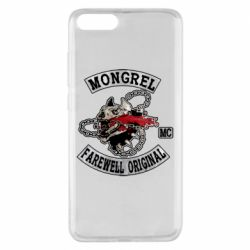Чехол для Xiaomi Mi Note 3 Mongrel MC