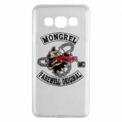 Чохол для Samsung A3 2015 Mongrel MC