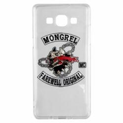 Чохол для Samsung A5 2015 Mongrel MC