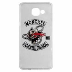 Чохол для Samsung A5 2016 Mongrel MC
