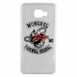 Чохол для Samsung A7 2016 Mongrel MC