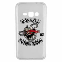 Чохол для Samsung J1 2016 Mongrel MC