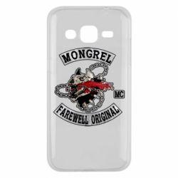 Чохол для Samsung J2 2015 Mongrel MC