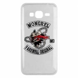 Чохол для Samsung J3 2016 Mongrel MC