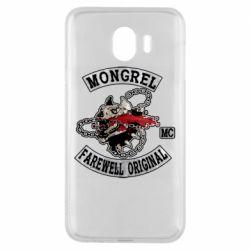 Чохол для Samsung J4 Mongrel MC