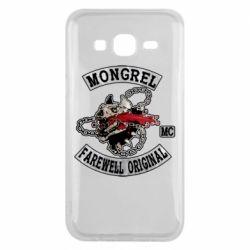 Чохол для Samsung J5 2015 Mongrel MC