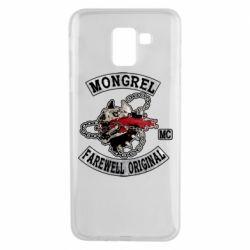 Чохол для Samsung J6 Mongrel MC