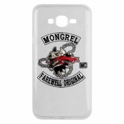 Чохол для Samsung J7 2015 Mongrel MC
