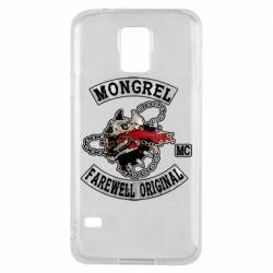 Чохол для Samsung S5 Mongrel MC