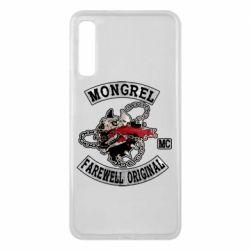 Чохол для Samsung A7 2018 Mongrel MC