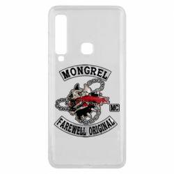 Чохол для Samsung A9 2018 Mongrel MC