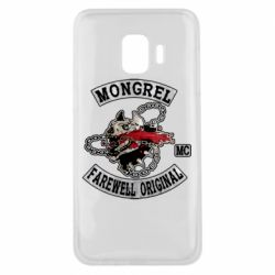 Чохол для Samsung J2 Core Mongrel MC