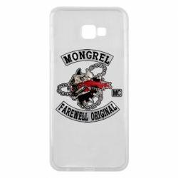 Чохол для Samsung J4 Plus 2018 Mongrel MC