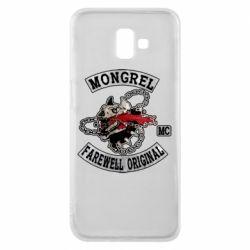 Чохол для Samsung J6 Plus 2018 Mongrel MC