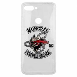 Чехол для Xiaomi Mi8 Lite Mongrel MC