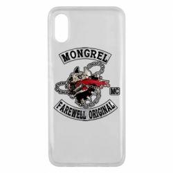Чехол для Xiaomi Mi8 Pro Mongrel MC