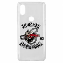 Чехол для Xiaomi Mi Mix 3 Mongrel MC