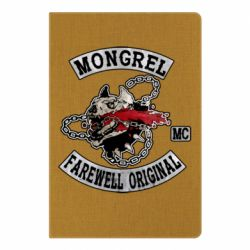 Блокнот А5 Mongrel MC