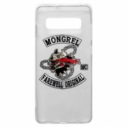 Чохол для Samsung S10+ Mongrel MC