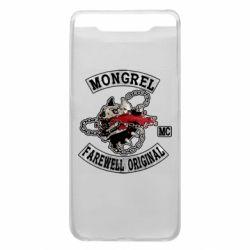 Чохол для Samsung A80 Mongrel MC