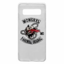 Чохол для Samsung S10 Mongrel MC