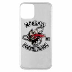 Чохол для iPhone 11 Mongrel MC
