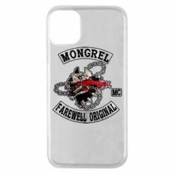 Чохол для iPhone 11 Pro Mongrel MC