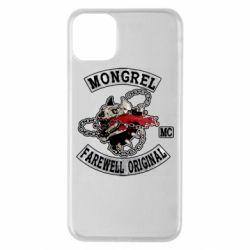 Чохол для iPhone 11 Pro Max Mongrel MC