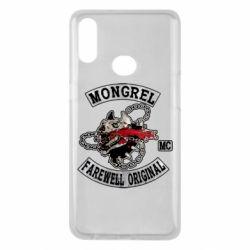 Чохол для Samsung A10s Mongrel MC
