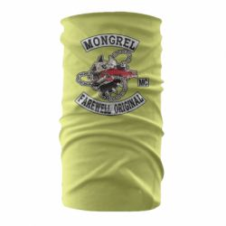 Бандана-труба Mongrel MC