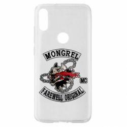Чехол для Xiaomi Mi Play Mongrel MC