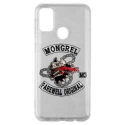 Чохол для Samsung M30s Mongrel MC