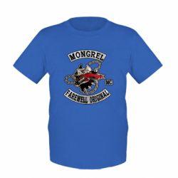 Дитяча футболка Mongrel MC