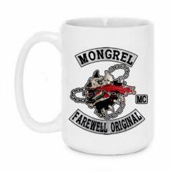Кружка 420ml Mongrel MC