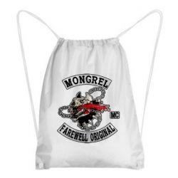 Рюкзак-мішок Mongrel MC