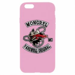 Чохол для iPhone 6 Plus/6S Plus Mongrel MC