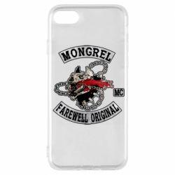 Чохол для iPhone 7 Mongrel MC